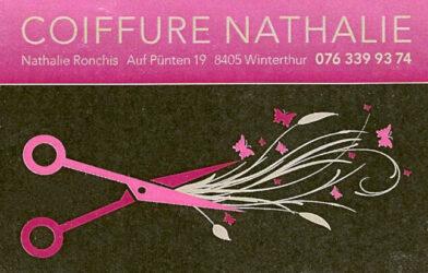 Coifffure Nora Nathalie